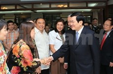 State President wraps up Philippines visit