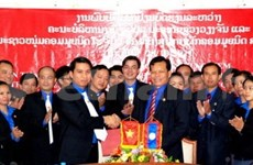 Vietnamese, Lao youths share experience