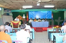 OVs in Cambodia convene first congress