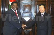 Vietnam seeks to boost ties with Namibia