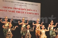 Cambodia Culture Week to take place next week