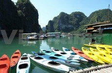 Ha Long Bay named new wonder of world
