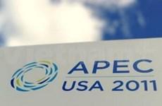 APEC forum plenary session convenes