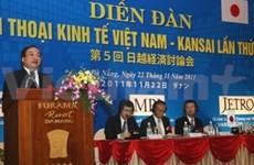 Vietnam-Kansai economic forum opens in Da Nang