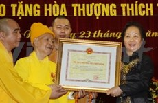 Most Venerable Thich Thanh Tu passes away