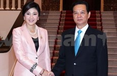 Vietnam, Thailand seek stronger cooperation