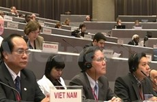 Vietnam attends int'l Red Cross conference