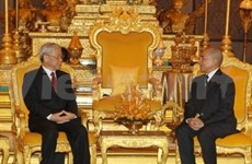Vietnam, Cambodia vow to foster relationship