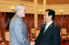 VN pledges improved conditions for US business