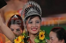 Nung minority girl crowned Miss Ethnic