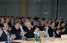 VN diplomats begin important discussions