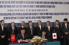 Japan ratifies nuclear accord with Vietnam