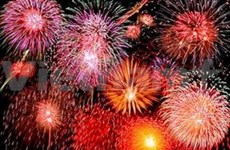 Hanoi to set off fireworks on New Year Eve