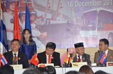ASEAN transport ministers' meetings wrap up