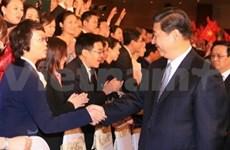 Youth contribute to Vietnam-China friendship