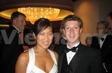 Facebook CEO in Vietnam