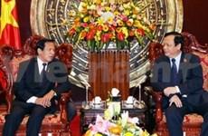 VN, Cambodia share legislative experience