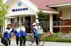 VN thanks SOS Village Int'l for help to child care