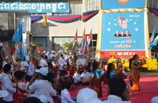 Cambodia marks victory over genocidal regime