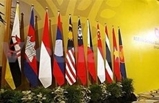 ASEAN foreign ministers meet in Cambodia