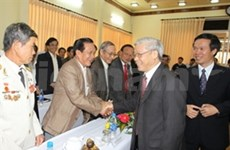 Party leader pays Tet visit to Quang Ngai