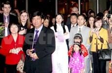 OVs worldwide celebrate Lunar New Year