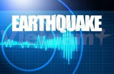 6.8 magnitude quake hits Philippines
