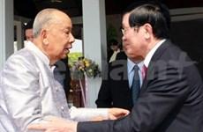 Vietnam investment in Laos grows despite global crisis
