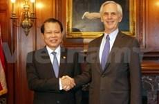 Vietnam, US enhance relationship