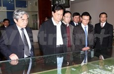 PM: speed up high-tech park construction