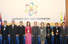 Mekong region combines to fight trafficking