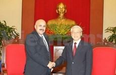 Vietnam, Cuba to bolster ties
