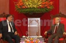 VN to boost relations with Dominican Republic party