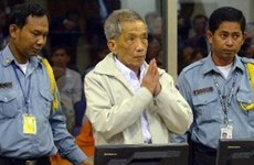 Former Khmer Rouge chief to be witness