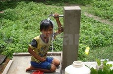 Belgium funds water supply project in Binh Dinh