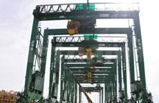 Doosan Vina ships cranes to Singapore