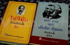 Communist classics translated into Laotian