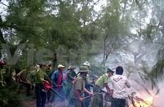 Mekong Sub-region fights haze pollution