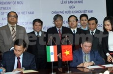 India helps to upgrade Vietnam's IT sector