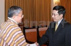 Bhutani PM's Special Envoy visits Vietnam