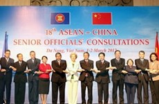 ASEAN, China review relations