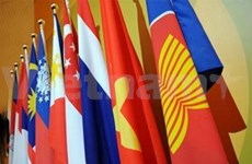 ASEAN officials prepare for next month's summit