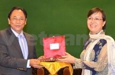 Vietnam and Cambodia cities strengthen ties