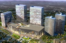 100 million USD commercial centre built in HCM City
