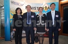 VN attends int'l transport meeting in Thailand