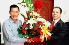 Vietnam salutes Lao Party anniversary