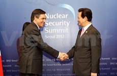 Prime Minister attends nuclear security summit