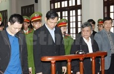 Ex-Vinashin executives go to trial