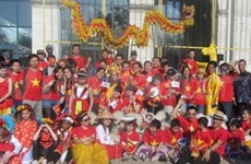 Vietnam attends Carnival Blois in France