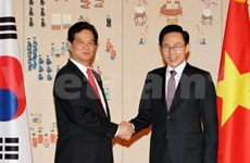 VN, RoK agree on multifaceted cooperation